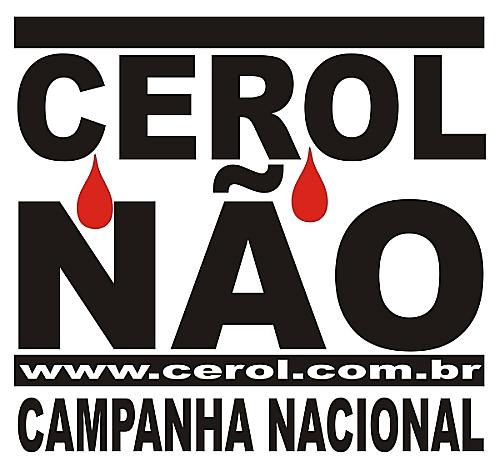 """Campanha Nacional """"Cerol Não!"""""""
